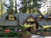 Avalon Luxury Inn in the Redwoods