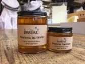 Beekind - Petaluma Starthistle honey from the Tolay area. It has the classic sweet Starthistle taste with a bit of fruitiness.