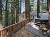 Relax among the trees at The Grove!