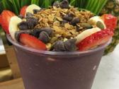 Acai bowl at El Huerto of Sonoma