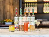 Craft cocktails at Hanson of Sonoma