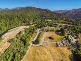 Aerial view of Casini Ranch Family Campground