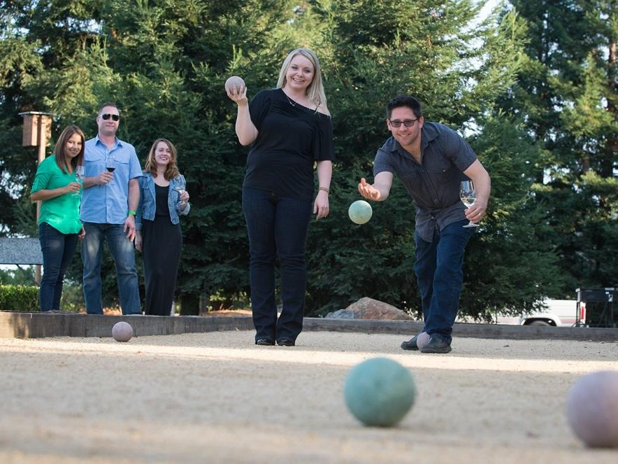 Team Building Activities in Sonoma Wine Country