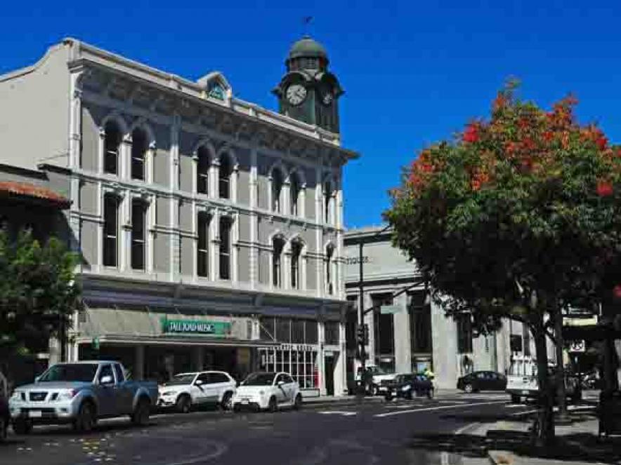 Getting Around Petaluma | SonomaCounty com